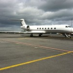 2012 Galway Airport - G550